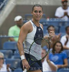 Flavia Pennetta – 2015 US Open in New York – 3rd Round