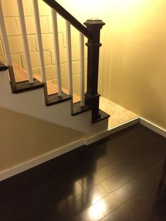 Black High Gloss Laminate Floors