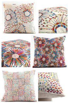 İşlemeli yastıklar – 10marifet.org