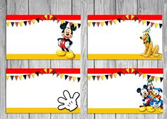 Items similar to Mickey Mouse Food Tents Chalkboard / Mickey Mouse Birthday Party / Mickey Mouse Food Labels / Party Favors / Food Tent / Mickey Mouse on Etsy Bolo Da Minnie Mouse, Mickey Mouse Food, Mickey Head, Mickey Mouse Clubhouse, Mickey Mouse Birthday, Tent Design, My Design, Mickey Mouse Invitation, Disney Classroom