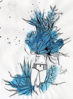 kris chau illustrations