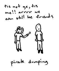 Funny Pirate Humor