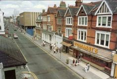 Days Gone in Southend - Highstreet (demolished now The Royals)