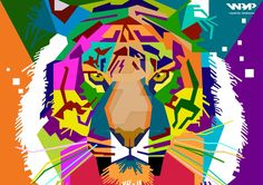 wpap art animal - Google Search
