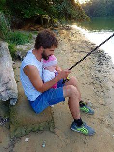 Fishing, Peaches, Gone Fishing