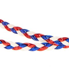 <P>Keep your hair out of your face with this red, white and blue headband!</P><UL><LI>Elastic back</LI></UL>