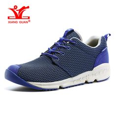 XIANG GUAN Running Trainers Men   Shoes Women Athletic Jogging Sneaker City Run Exercise Runner Sapatos Esportivos