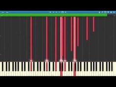 Shigatsu Wa Kimi no Uso - Episode 3 BGM (Piano Tutorial) [Synthesia] + Sheet Music + MIDI - YouTube