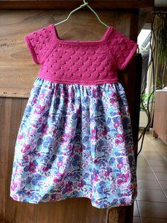 Baby Knitting, Summer Dresses, Children, Fashion, Baby Dresses, Templates, Fabric Hair Bows, Crochet Dress Girl, Crochet Dresses