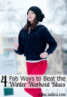 4 Fab Ways to Beat the Winter Workout Blues Exercise is important all year round. So when Old Man Winter sets in, here are four fabulous ways to beat your winter blues. Don't forget that Alii Sport has the most fashionable workout gear you could want!