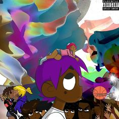 That Way by Lil Uzi Vert on Apple Music Cover Wallpaper, World Wallpaper, Retro Wallpaper, Iphone Wallpaper, Purple Aesthetic, Aesthetic Art, Aesthetic Videos, Vs The World, Music Pics