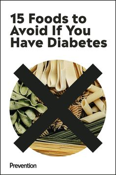 15 Foods You Should Never Eat When You Have Diabetes For those who don't have diabetes, nibbling a cookie here or some French fries there isn't a big deal. But for people with diabetes, one too many slip-ups could carry potentially life-threa Diabetic Menu, Diabetic Snacks, Diabetic Recipes, Prevent Diabetes, Diabetes Management, Foods To Avoid, Health Advice, French Fries, Health And Nutrition