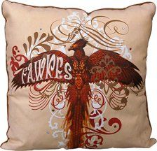 """Amazon.com: Harry Potter Pillow """"Fawkes"""": Toys & Games"""