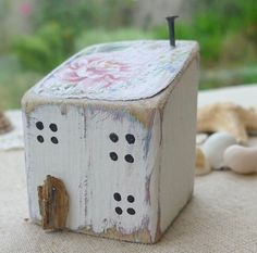 A personal favourite from my Etsy shop https://www.etsy.com/uk/listing/607770656/peony-cottage-shabby-driftwood-seaside
