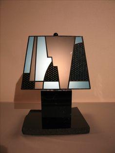 #artdeco lamp