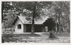 Indianola, Iowa, Ahquabi State Park, East Shelter | Flickr #tbt