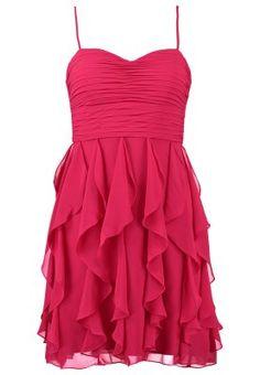 Cocktailkleid / festliches Kleid - strawberry pink