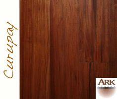 Curupay Prefinished Engineered hardwood floors by ARK Floors.  Finish Shown: CLEAR  www.shop4floors.com