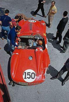 Targa Florio,1959. mobilmitstil: