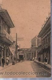 TARJETA POSTAL CUBA, SANTA CLARA, CALLE INDEPENDENCIA (Postales - Postales Extranjero - América - Cuba)