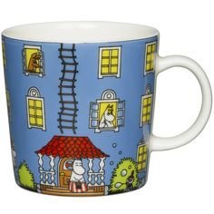 Moomin Mug: Moomin House