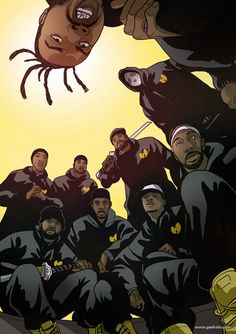 geehale: REAL HIP HOP 17- # WU TANG CLAN. Do I have to even...