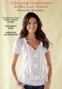 Women's Clothing and Unique Jewelry | Robert Redford's Sundance Catalog