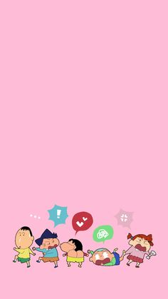 Sinchan Wallpaper, Funny Iphone Wallpaper, Galaxy Wallpaper, Crayon Shin Chan, Sinchan Cartoon, Cartoons Love, Cute Cartoon Wallpapers, Paint Designs, Vsco Pictures