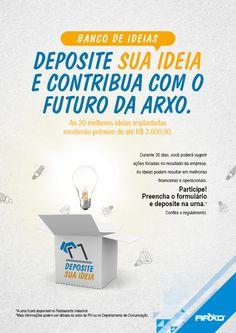 Cartaz - Banco de ideias