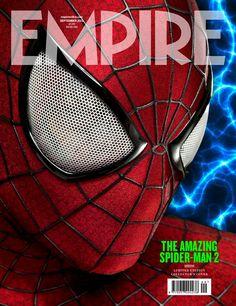 Empire Magazine Spidey cover