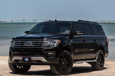 Ford claims that 20 percent of Expedition owners use their vehicles in rugged situations. As a result, Ford has began offering the Expedition with the package (See 2018 Ford Expedition Dodge Diesel Trucks, Lifted Ford Trucks, Chevy Trucks, Pickup Trucks, Ford Diesel, Lifted Chevy, Lifted Jeeps, Powerstroke Diesel, Lifted Cars