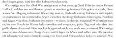 """Am """"ruhigen"""" Sonntag in der ersten Satz-Korrektur für das Buch """"Vier von der Infanterie. Ihre letzten Tage an der Westfront 1918."""""""
