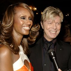 Iman Opens Up About David Bowie For The First Time Since His Death