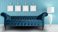 turkise chesterfield sofa drei sitzer 5 jahre garantie