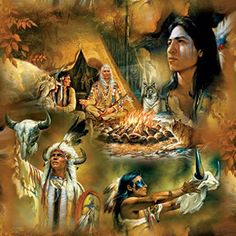 Are you looking for Native American Jigsaw Puzzles? If you love Native American themed puzzles you'll enjoy these puzzles from the art of famous artists. Native American Paintings, Native American Pictures, Native American Quotes, Native American Tribes, Native American History, American Indians, Native Americans, Indian Wolf, Native Indian