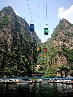 Dragon Gorge, Beijing / Peking China