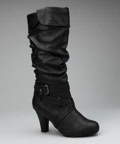 Black Praise Boot