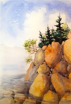Teresa Ascone   WATERCOLOR
