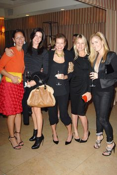 Devi Kroell  in good company with Marlien Rentmeester, Ani Belanger, Alexandra Kimball, Crystal Lourd and Mary Alice Haney
