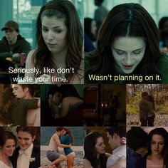 Twilight, she wasn't planning on it.... but it happened anyway :p