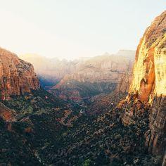 Zion National Park / photo by Connor McSheffrey