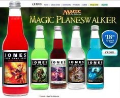 Jones Soda soda - Magic: the Gathering