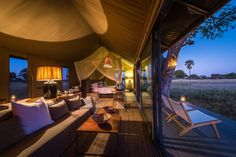 Hwange Walking Safari - Linkwasha Camp
