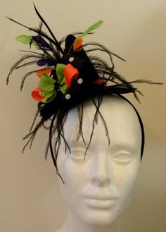 mini witch hat headband!