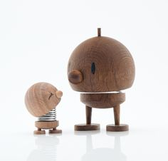 Wooden Hoptimists