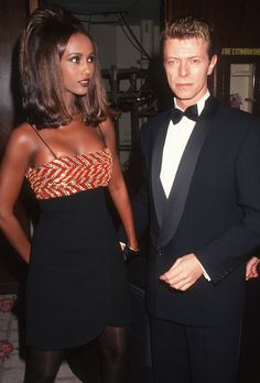 Just two days before David Bowie succumbed to a secret battle with cancer, his wife Iman posted t...