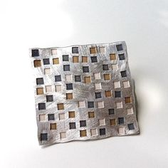 silver brooch / srebrna broszka