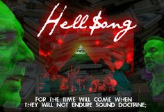 HELLSONG: They Will Not Endure Sound Doctrine