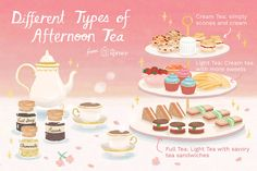 Basics of High Tea and Afternoon Tea High Tea Sandwiches, Tee Sandwiches, Frozen Tea Party, Tea Etiquette, Christmas Tea Party, Cream Scones, Cream Tea, How Sweet Eats, Frozen Treats