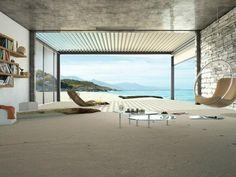 die besten 25 terrassen jalousien ideen auf pinterest schiebet r jalousien fenster. Black Bedroom Furniture Sets. Home Design Ideas